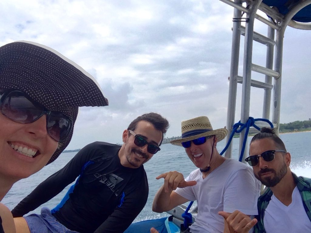 Snorkel trip to Molikini island reef