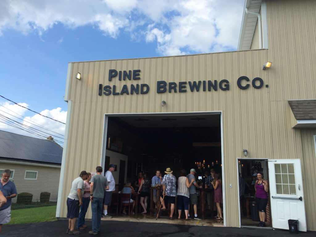 Destination: Pine Island Brewing Co.